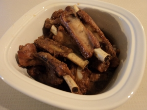 Lee's Garden Dry Garlic Spare Ribs