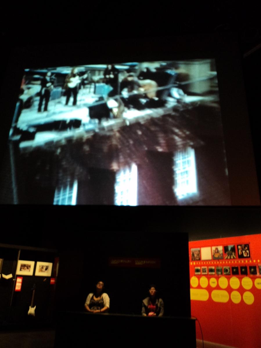 The Beatles Exhibit in Montreal