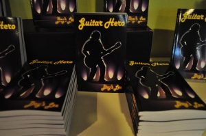 Guitar Hero, a Young Adult novel