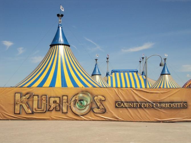 Cirque de Soleil, Kurios