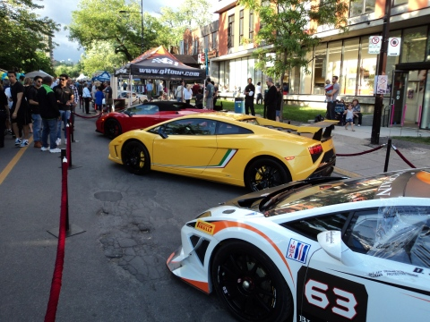 Montreal Grand Prix Weekend 2014