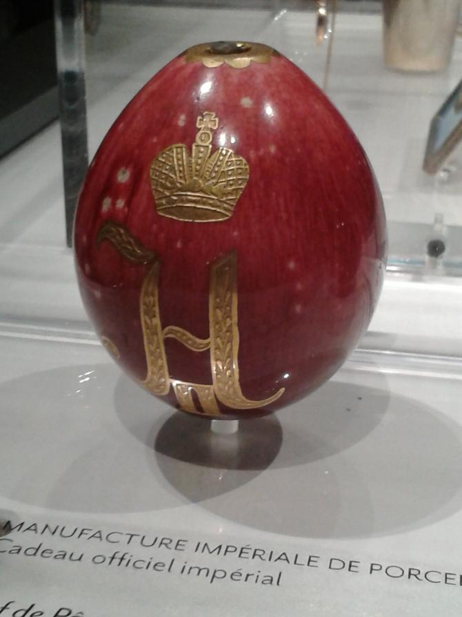 Faberge Egg - Czar Nicholas II