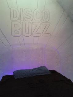Disco Buzz Bedroom