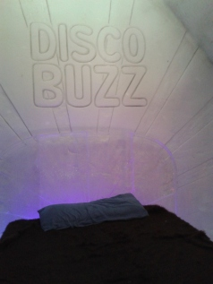 Disco Buzz Bedroom