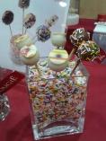 Chocolate Foie de Gras lollipop
