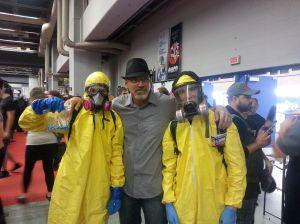Montreal Comiccon 2015